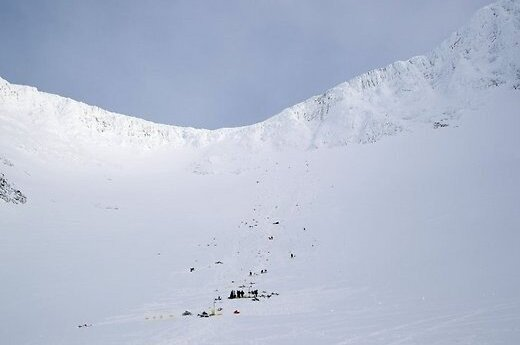 В горах погибли двое лучших экстремальных лыжников мира