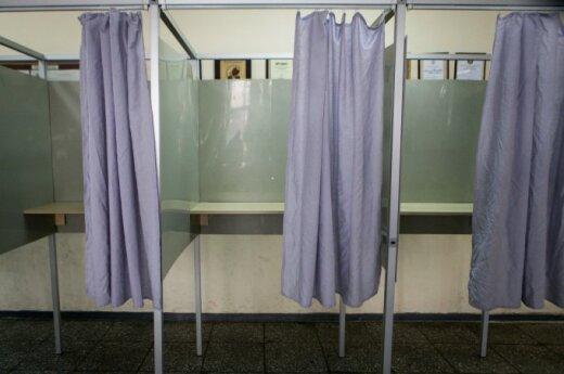 Dėl rekordiškai mažo aktyvumo referendumas neįvyko