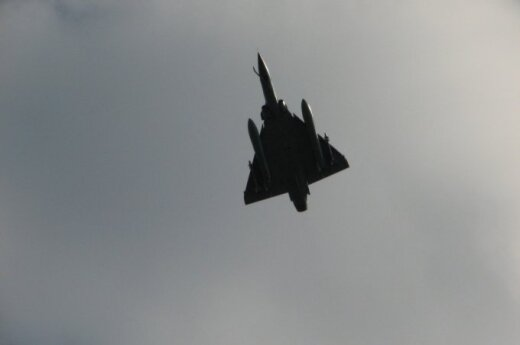NATO jets in Lithuania scrambled to accompany Russian plane