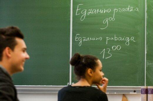 Papasakok! Lietuvių kalbos ir literatūros egzaminas