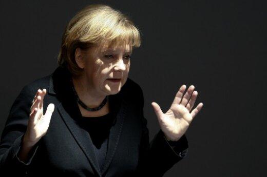 Меркель выступила за исключение из еврозоны финансово нестабильных стран