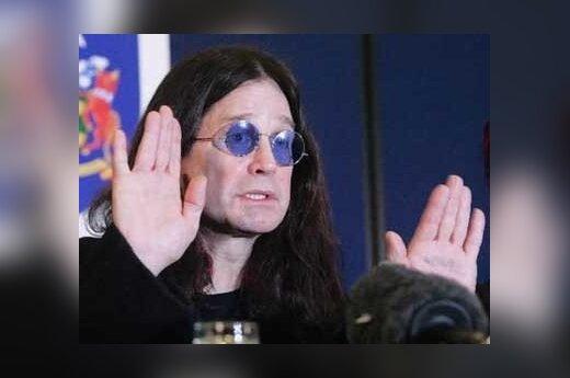 Ozzy Osbourne z tytułem szlacheckim