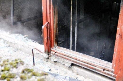 Пострадавшая от пожара школа просит о помощи