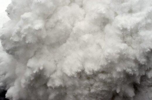 Sniego lavina