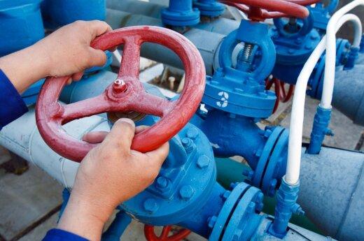 """В следующем году Литва должна купить у """"Газпрома"""" до 500 млн. кубов газа"""