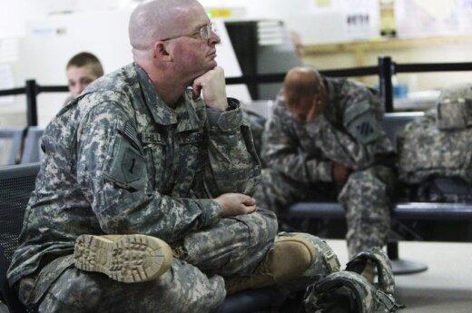 Fala samobójstw w amerykańskiej armii
