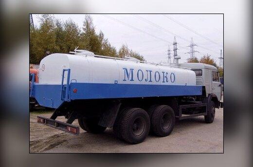 """""""Молочные реки"""": Беларусь увеличивает экспорт в Украину"""