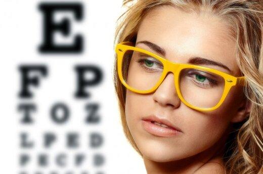 Apakinančiai glaukomai kelią užkerta laiku apsilankymas pas okulistą