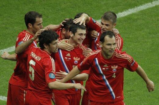 EURO-2012: Lenkija - Rusija