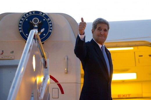 Керри: США и РФ согласовали фундаментальные принципы по Сирии
