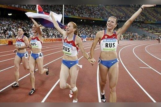 Бегунья, лишившая Россию олимпийского золота, созналась в употреблении допинга