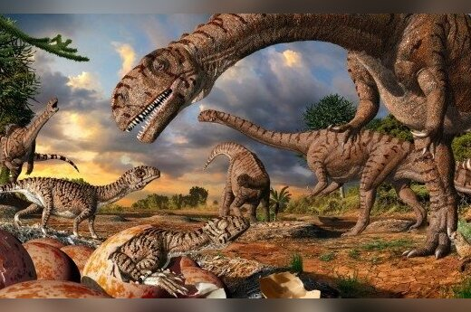 dinozaurai