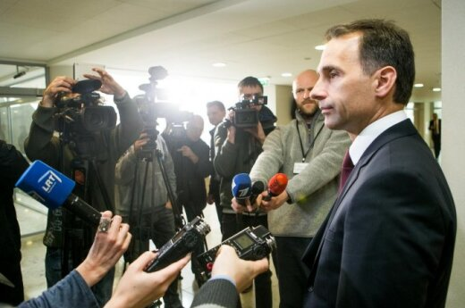 """R. Masiulis: Lietuva yra prieš """"Nord Stream 2"""" dujotiekį"""