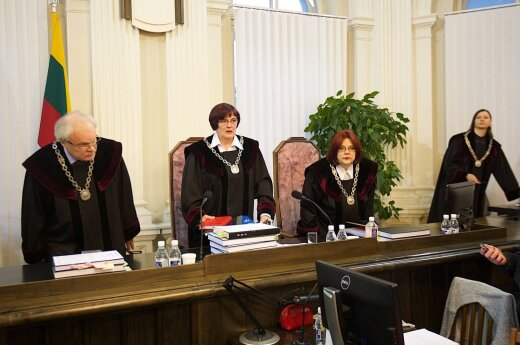 January 13 coup suspects may be tried in absentia, Vilnius court rules