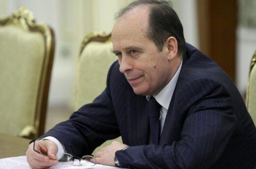 Head of the Russian Federal Security Service Aleksandr Bortnikov
