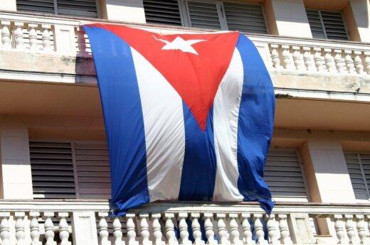 W Departamencie Stanu USA zawisła flaga Kuby