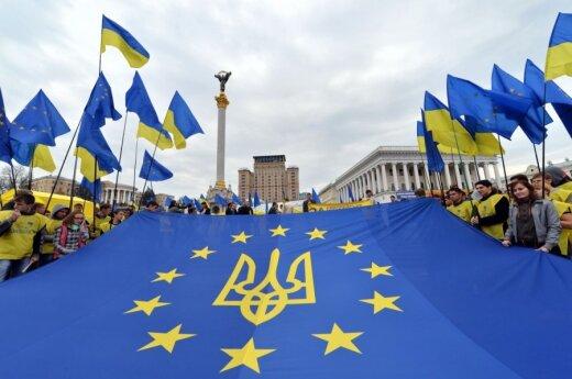 Соглашение об ассоциации ЕС и Украины вступает в силу