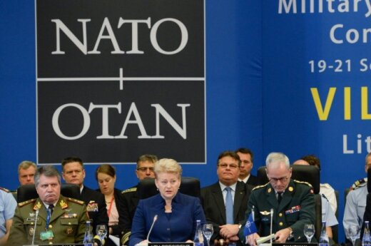 Competing interests threaten Baltic pressure on Russia