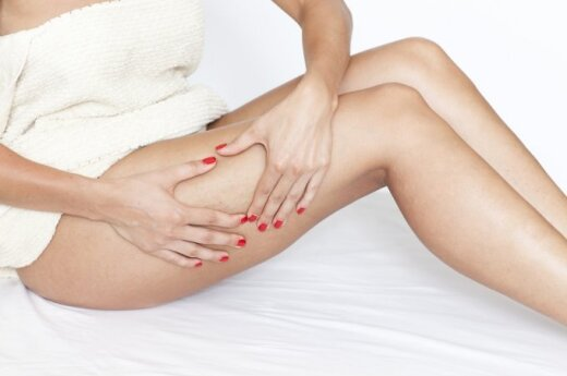 Два варианта антицеллюлитных ванн для похудения