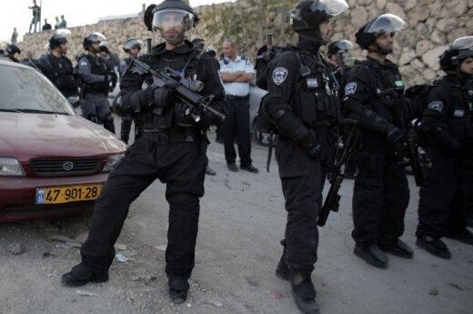 В Иерусалиме у мечети Аль-Акса произошли столкновения