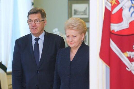 Algirdas Butkevičius, Dalia Grybauskaitė