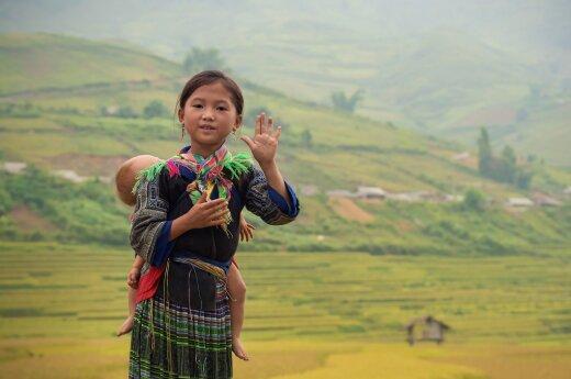 Vytauto nuotykiai Vietname: ko reikia, kad pasijustum vietiniu