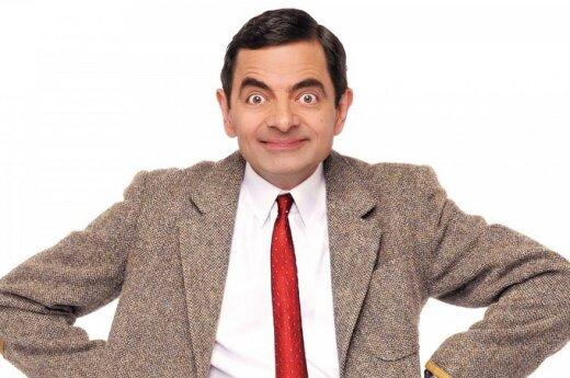 Ponas Bynas, aktorius Rowanas Atkinsonas