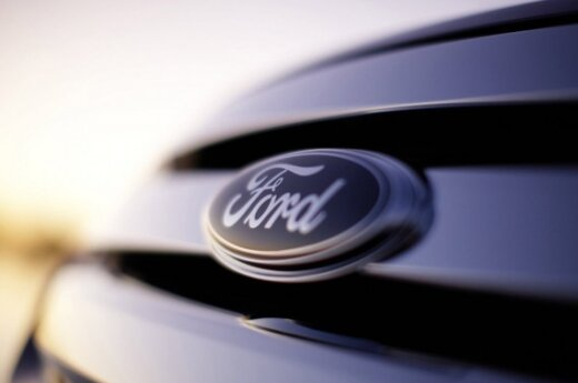 Ford поставит в каждую машину GPS-зеркало