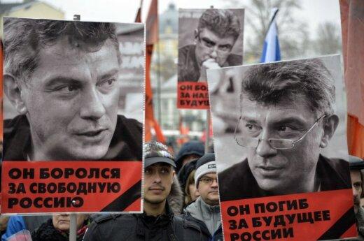 В Вильнюсе именем Немцова предлагают назвать улицу или сквер