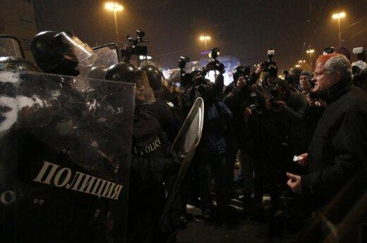 Protestas Bulgarijoje