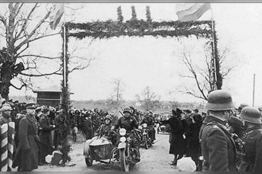 Литовцы радовались, поляки были в трауре