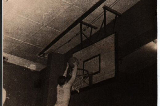 Mano kiemo krepšinis: pavojingas triukas 1973-aisiais