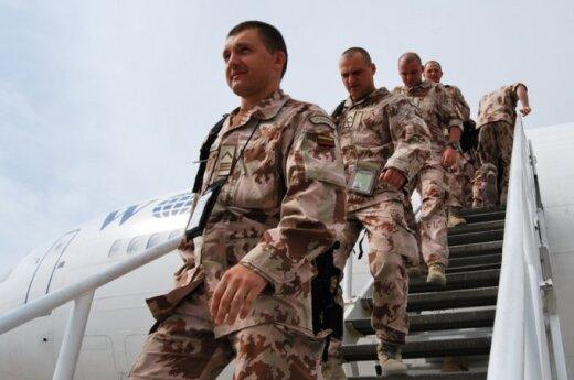 Ažubalis: Współpraca z Afganistanem staje się coraz bardziej intensywna