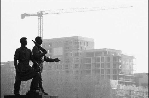 Власти Вильнюса и Каунаса думают, чтоб делать с советскими скульптурами