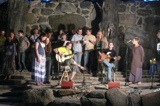 Savaitgalį Akmenėje - miesto šventė