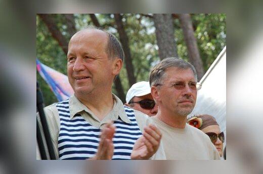 A.Kubilius ir G.Kirkilas