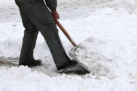 За двое суток в Москве выпало до 60% месячной нормы снега