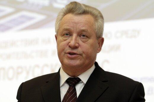 Baltarusijos ambasadorius Lietuvoje Vladimiras Dražinas