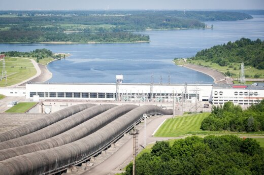 Kruonis hydroelectric power plant