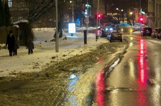 Pogoda: W noc noworoczną – deszcz, początek roku – bez mrozów