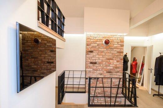 Harmoninga namų aplinka padeda susikaupti