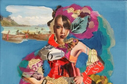Ina Mindiuz. La Mujer. Moteris. 2013