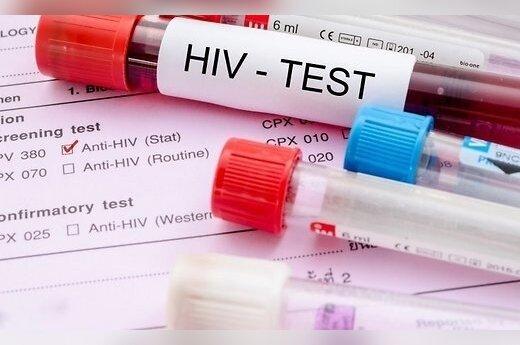 Minint pasaulinę AIDS dieną Seimo nariai tikrinsis dėl ŽIV