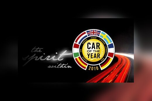 """Paaiškėjo """"Europos metų automobilio"""" rinkimų finalininkai"""