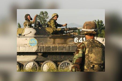 Rusijos taikdariai Osetijoje