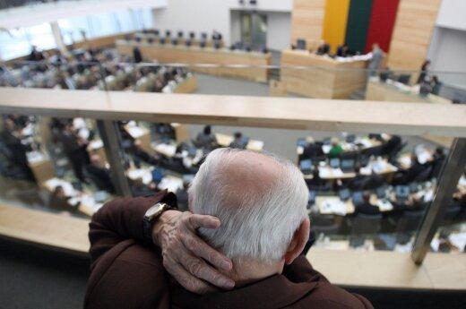 Ekonomistai giria perversmą pensijų sistemoje, tačiau A. Maldeikienė griebiasi už galvos