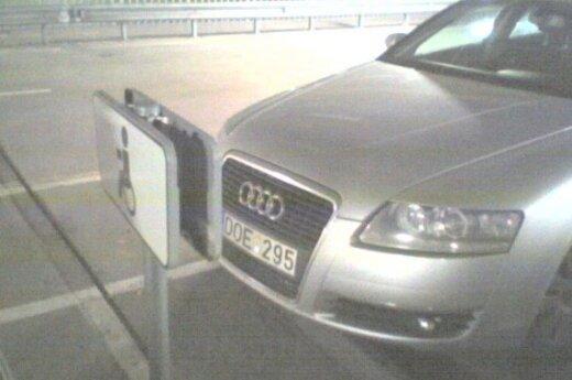 Kaune, prie Akropolio. 2009-10-29,  apie 19 val.