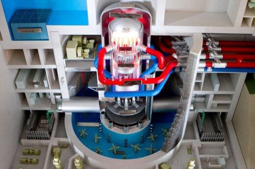 Visagino atominės elektrinės (AE) technologija - Pažangiojo verdančio vandens reaktoriaus modelis ABWR