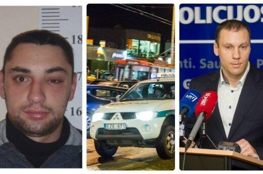 Генкомиссар раскрыл детали спецоперации по поимке беглеца с оружием
