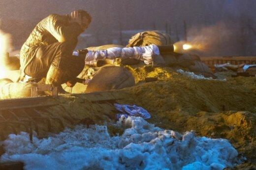 Киев: бои в Донецком аэропорту продолжаются